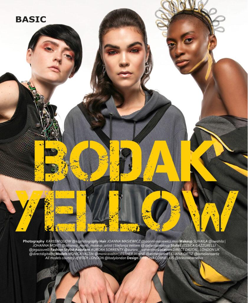 Bodack Yellow par Karim Q
